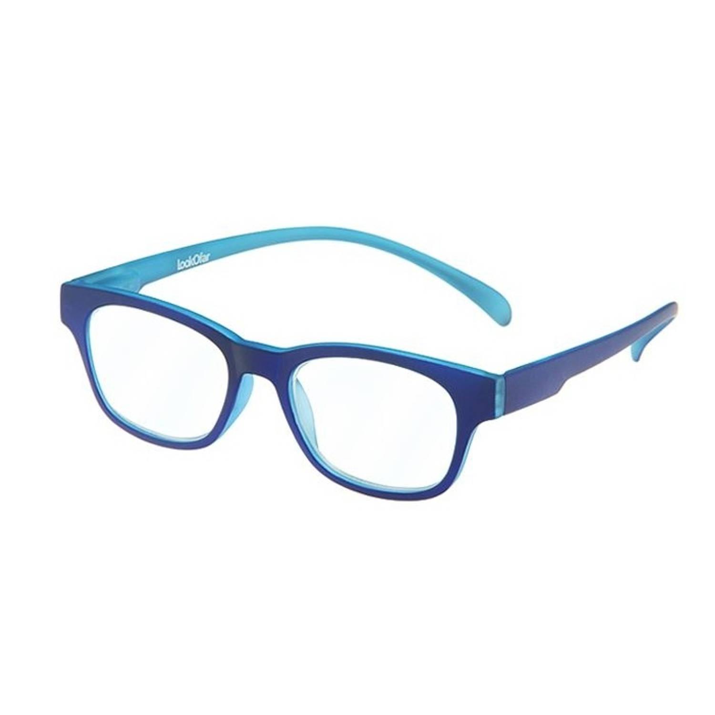 Lookofar Leesbril Wayline-monkey Blauw (Le-0167b)
