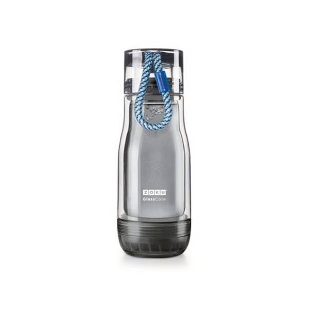 Set van 2 - Drinkbeker Hydration Active 0,32L Grijs - Zoku