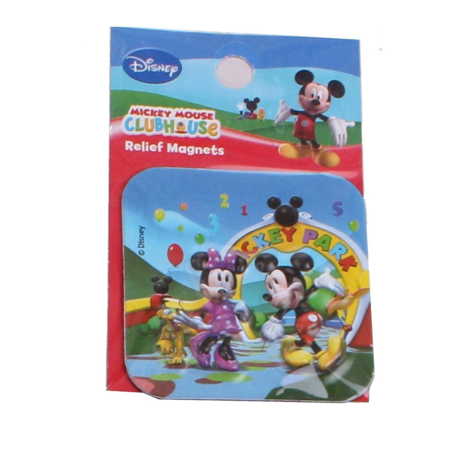 Korting Disney Mickey Mouse Clubhouse Magneet ( 3)