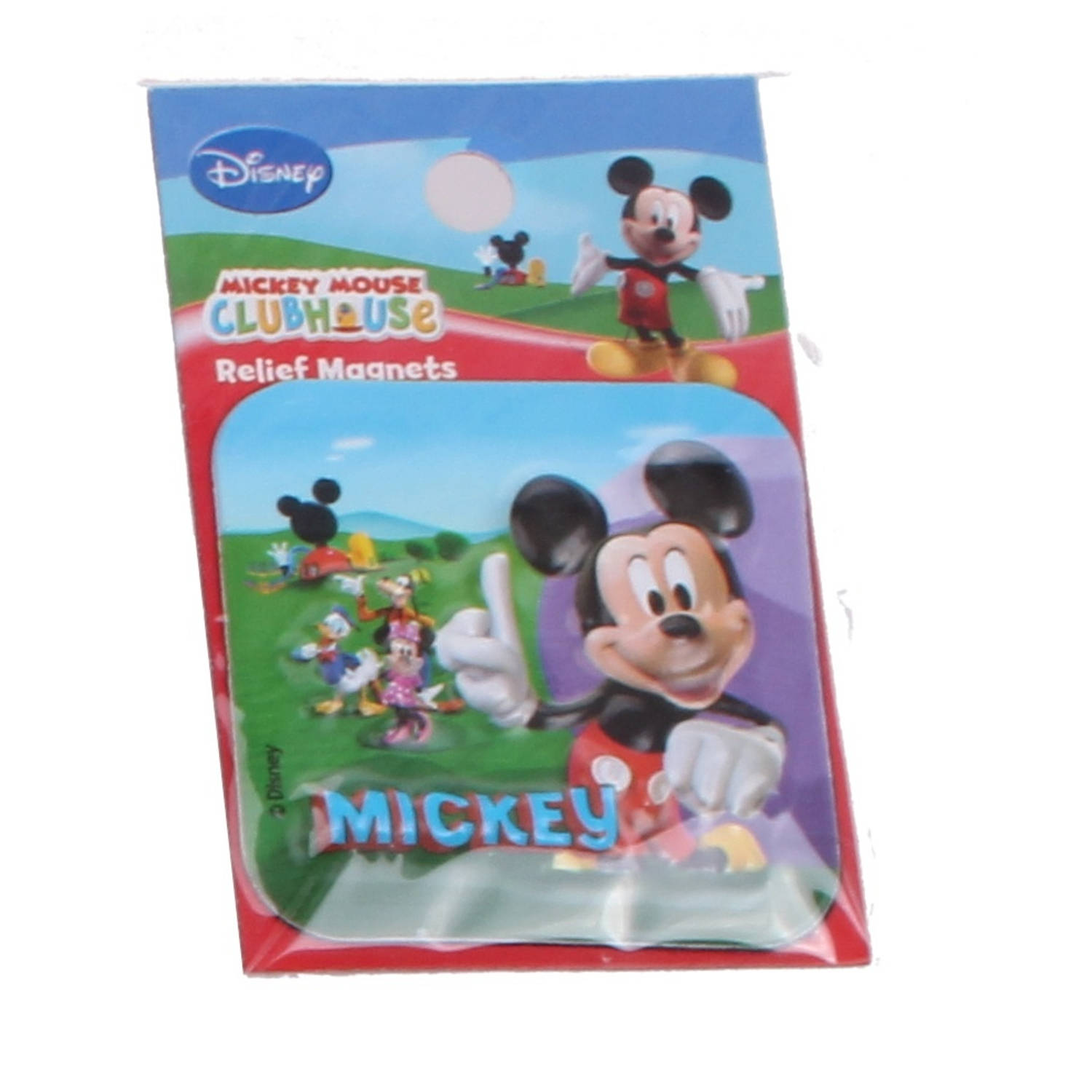 Korting Disney Mickey Mouse Clubhouse Magneet ( 4)