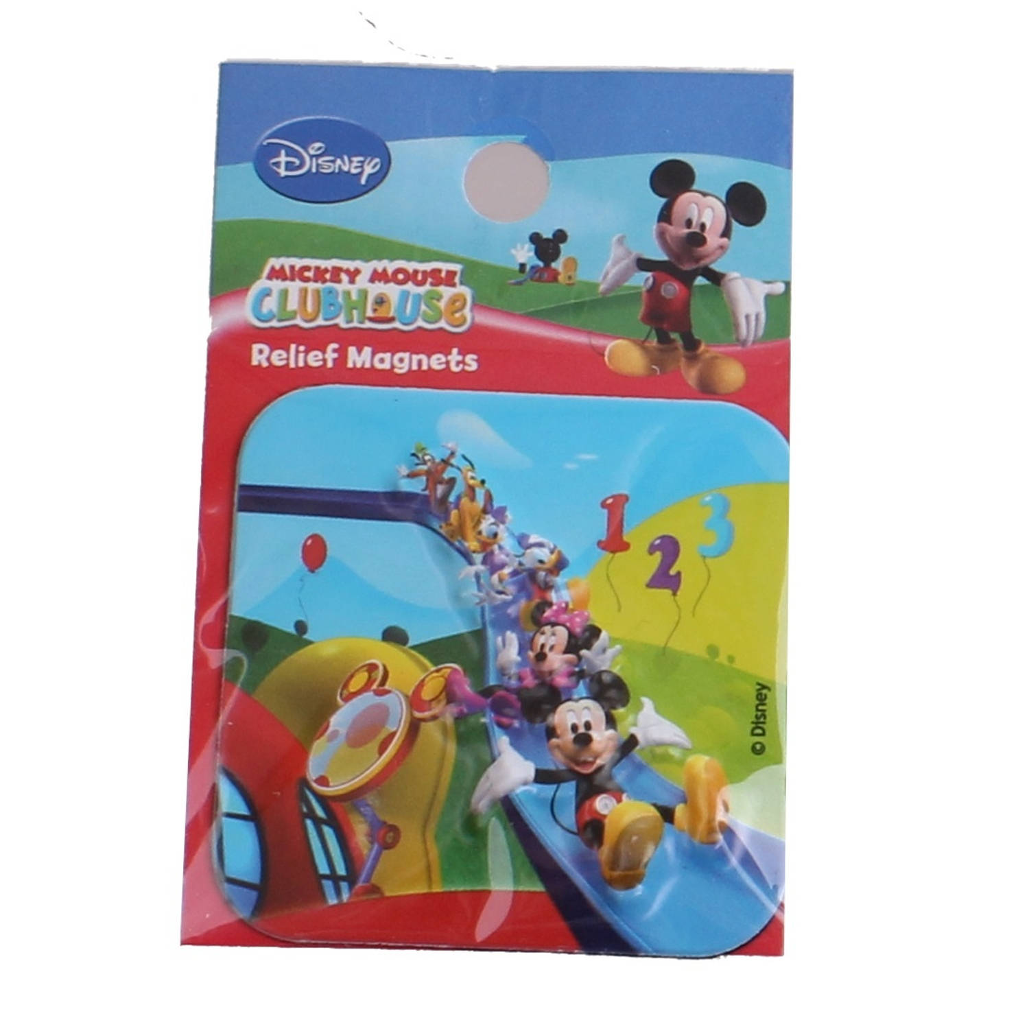 Korting Disney Mickey Mouse Clubhouse Magneet ( 6)