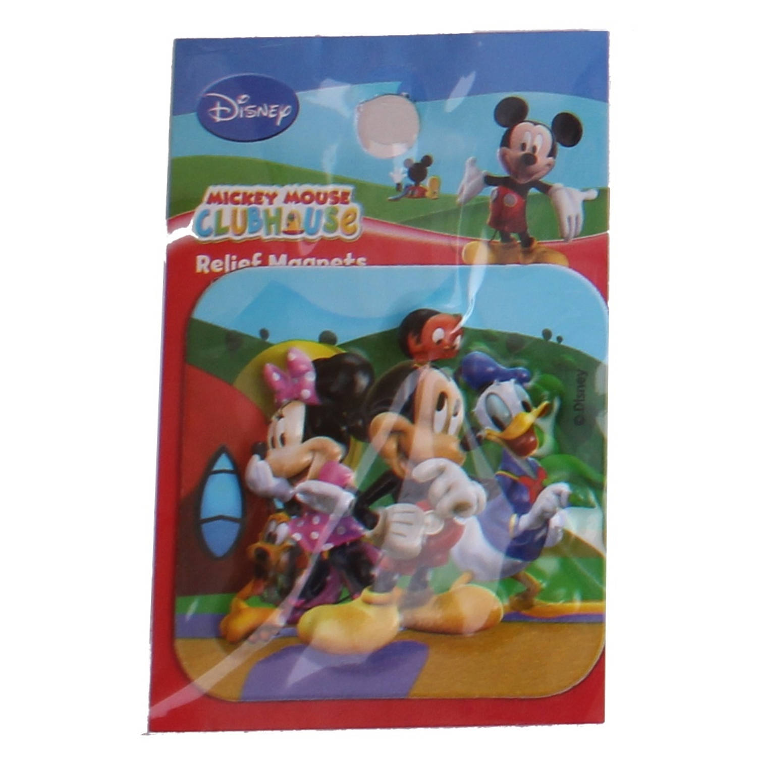 Korting Disney Mickey Mouse Clubhouse Magneet ( 7)