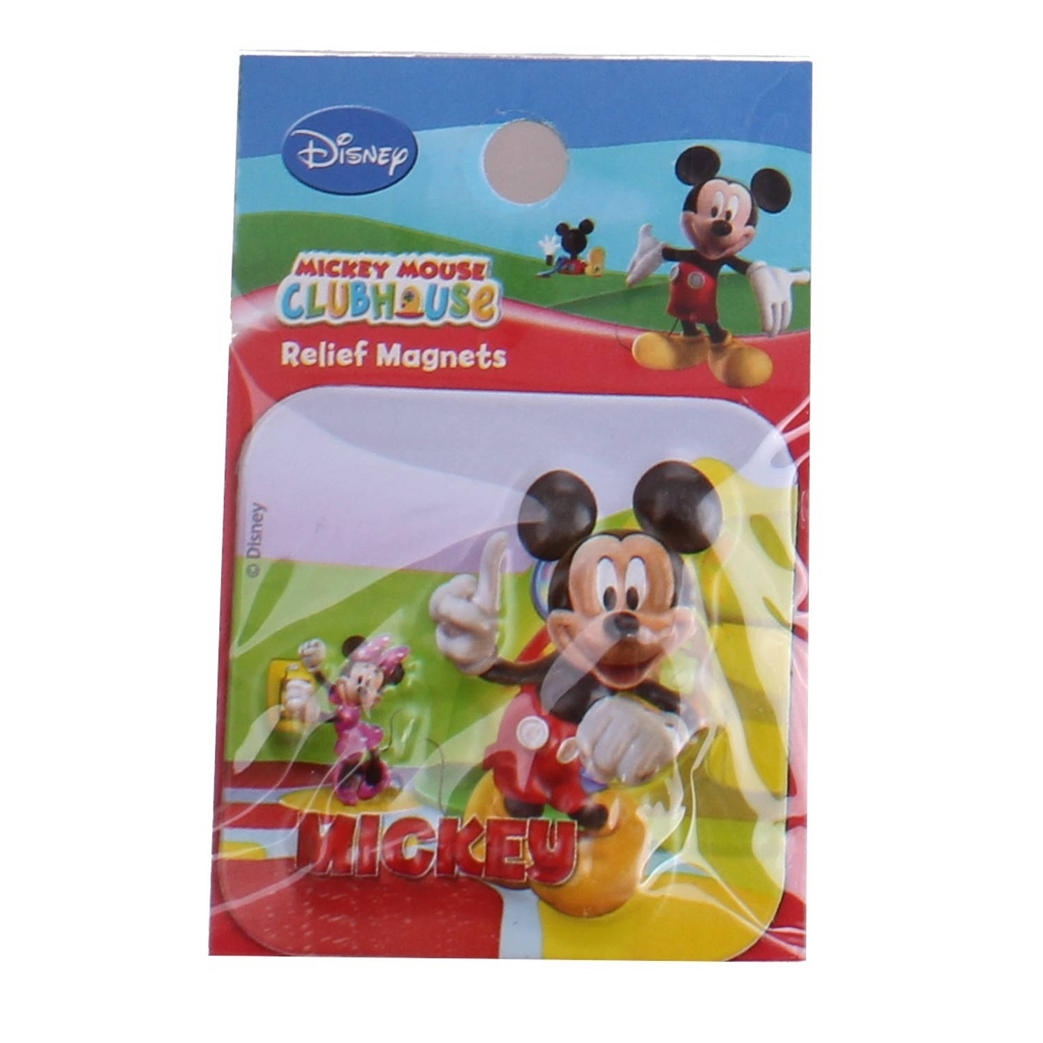 Korting Disney Mickey Mouse Clubhouse Magneet ( 8)