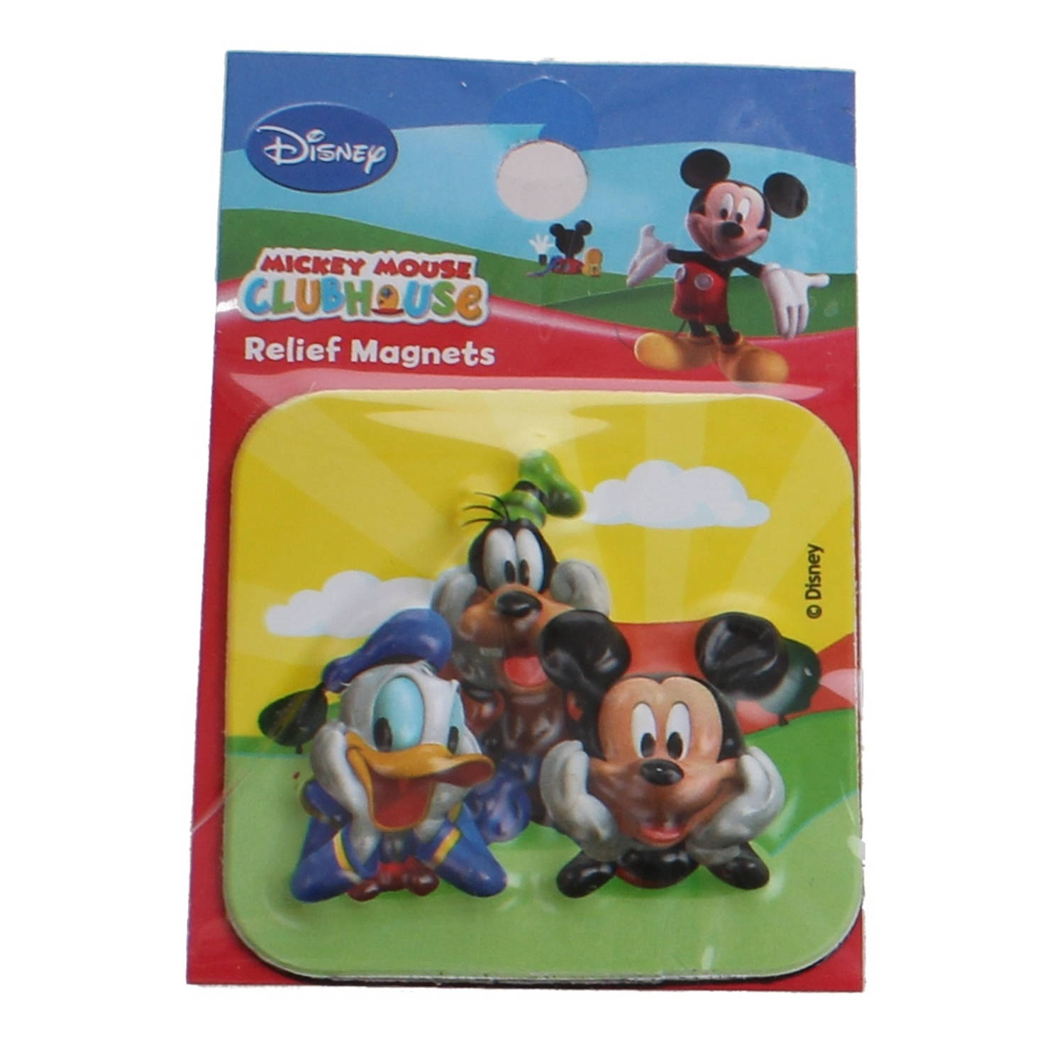 Korting Disney Mickey Mouse Clubhouse Magneet ( 10)
