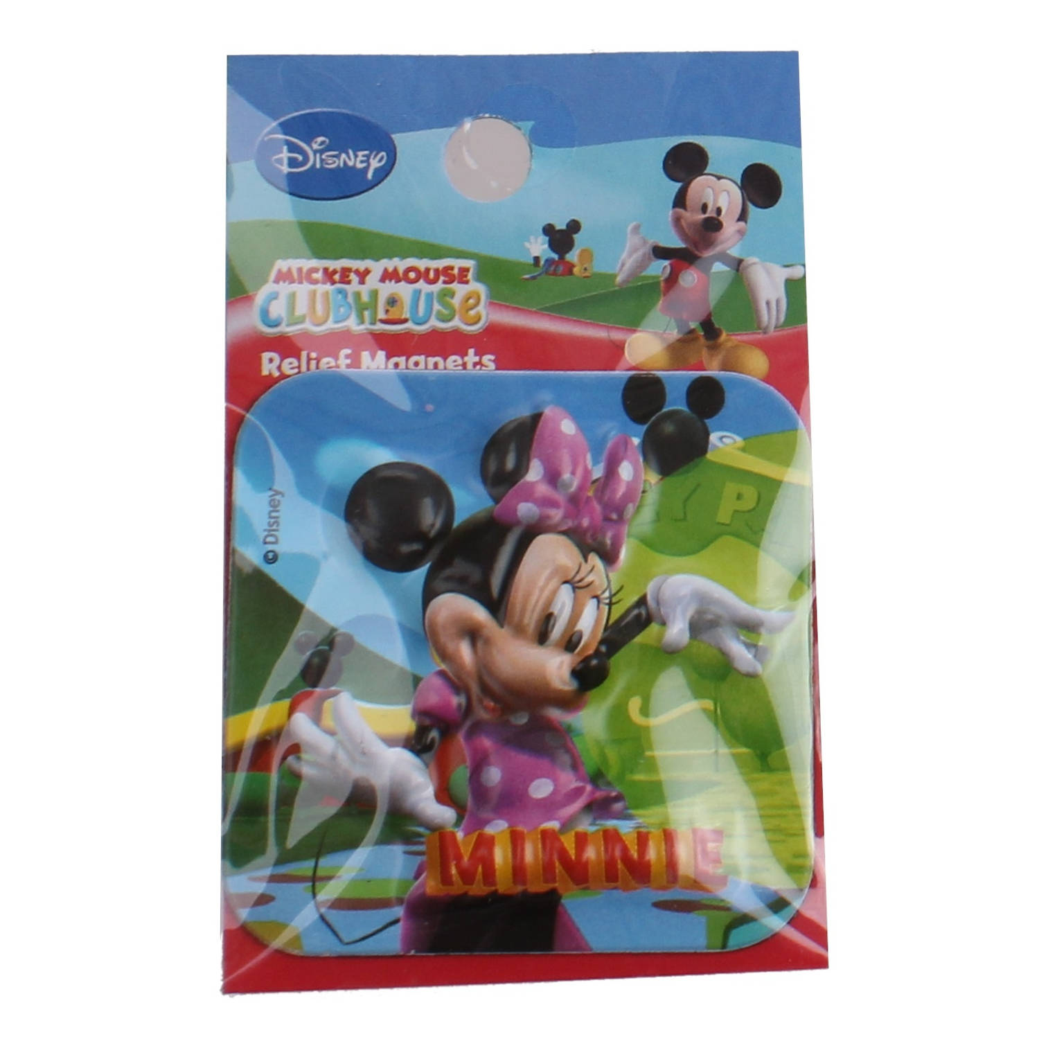 Korting Disney Mickey Mouse Clubhouse Magneet ( 12)