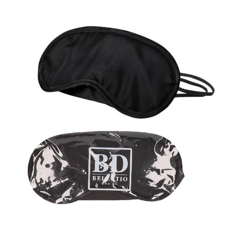 Korting Slaapmasker Zwart