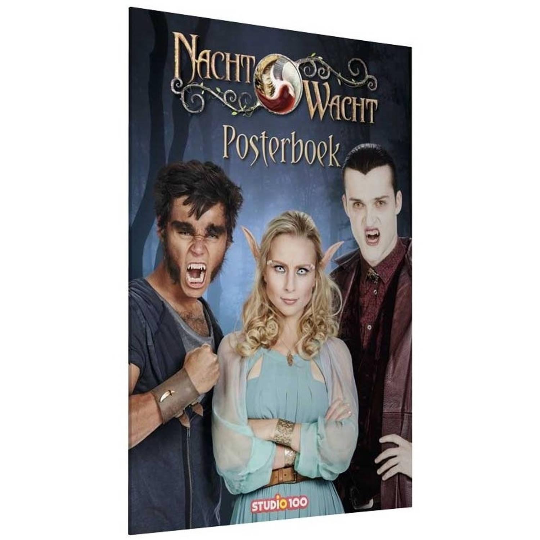 Studio 100 Posterboek Nachtwacht