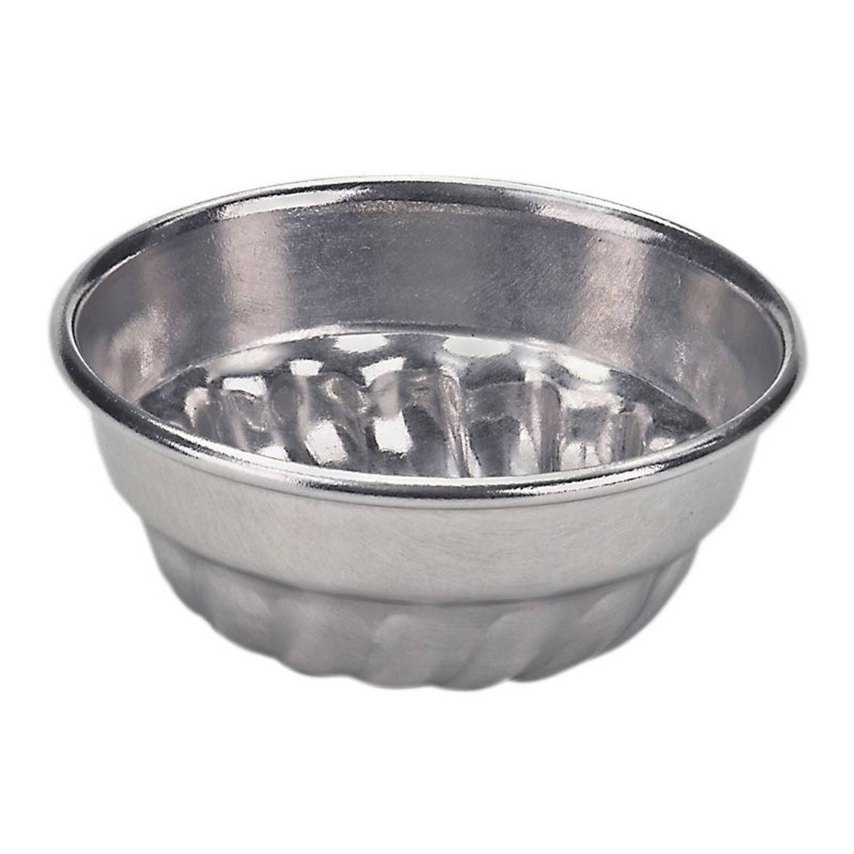 Korting Glückskäfer Bakvorm Aluminium 7 Cm Zilver