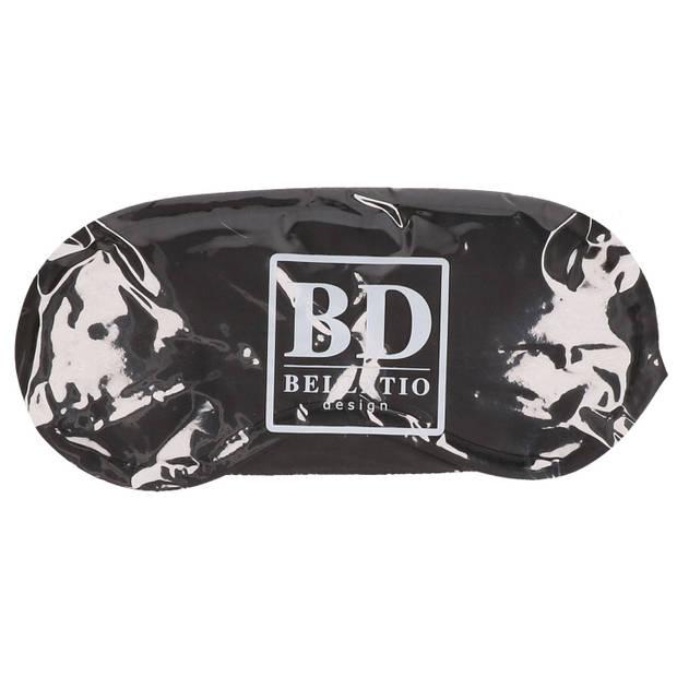 Slaapmasker zwart
