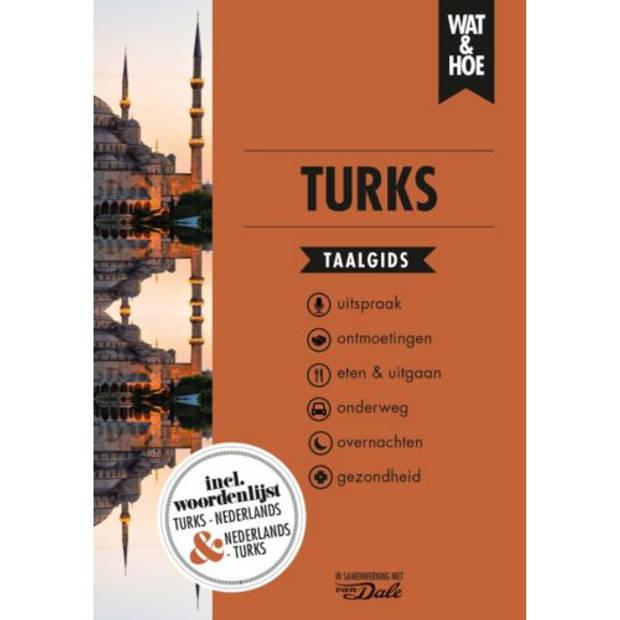 Turks - Wat & Hoe Taalgids