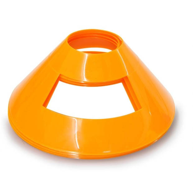 Jamara markeringspionnen Traffic 17 x 7 cm oranje 4 stuks