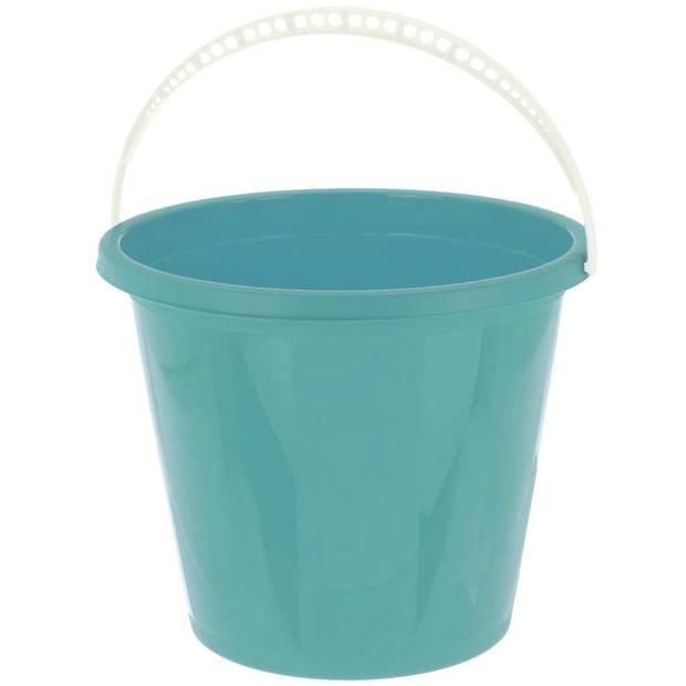 TOM emmer 10 liter turquoise