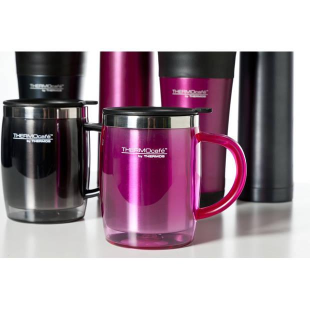 Thermos Desk Mug - 0.45 liter - Zwart