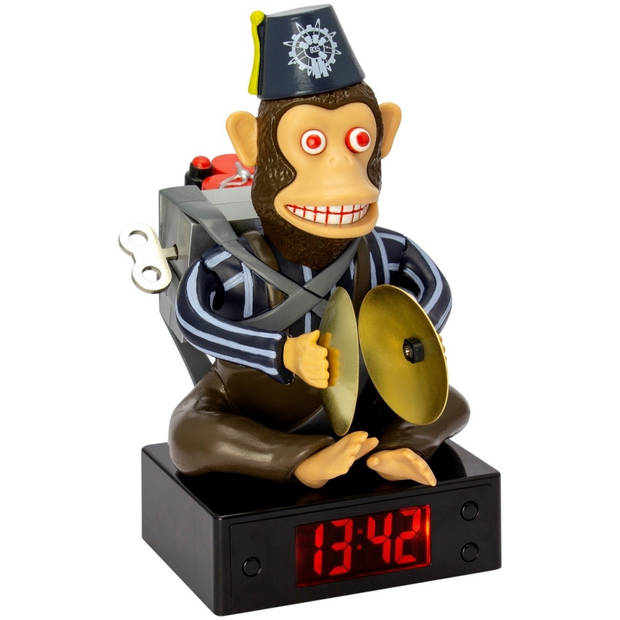 Paladone Call of Duty: Monkey Bomb wekker 17 cm zwart