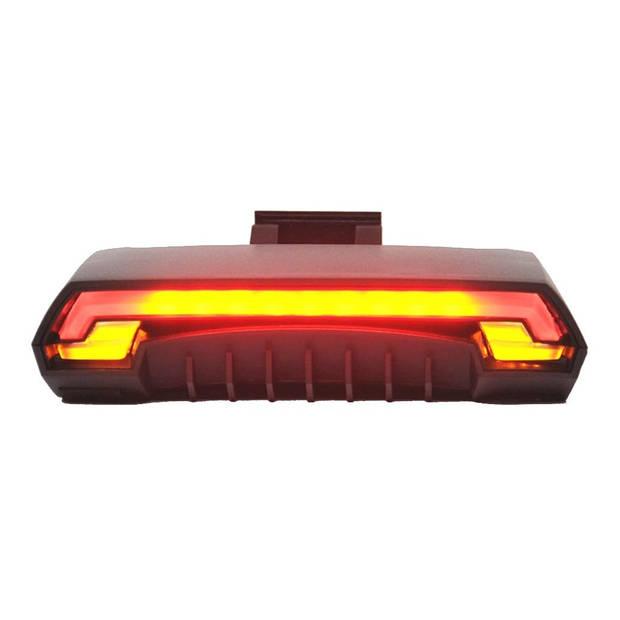 Pro Sport Lights achterlicht met richtingaanwijzers en lazer