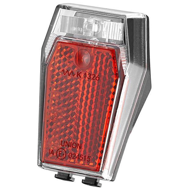 Union achterlicht E-bike accu led rood