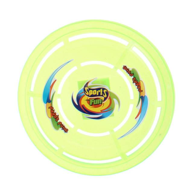LG-Imports firsbee 20 cm groen