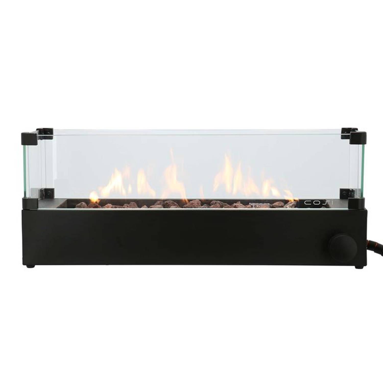 Cosi Fires - Cosiburner Build Up