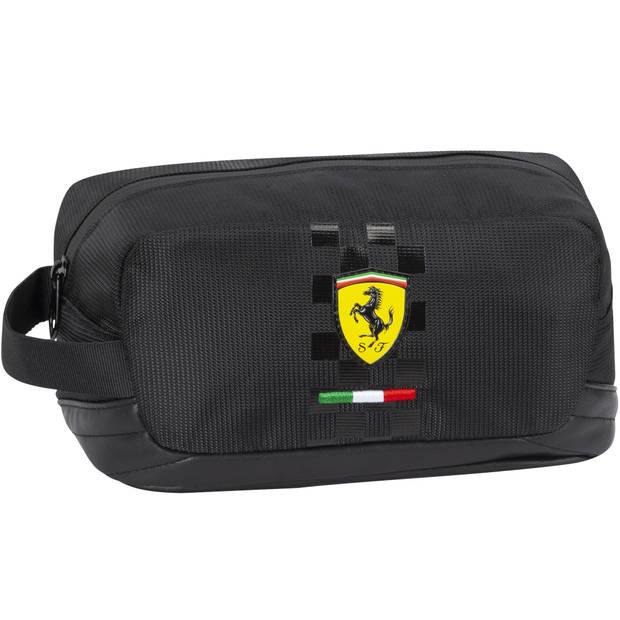 Ferrari Toilettas - Zwart - 24 x 12 x 11 cm