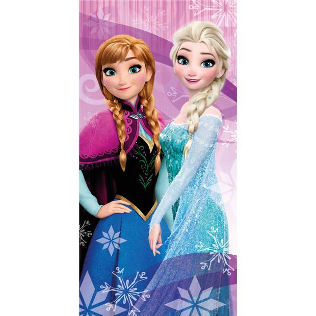 Disney Frozen Family Strandlaken - 70 x 140 cm - Multi