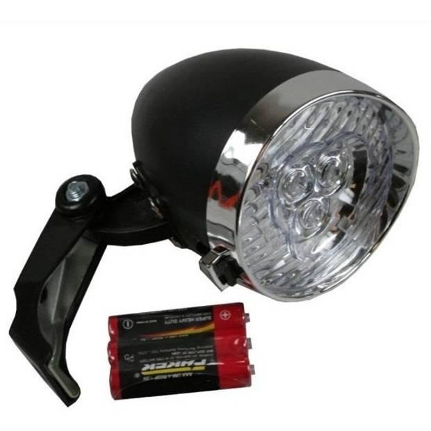 Fietslamp met LED lampjes - koplamp