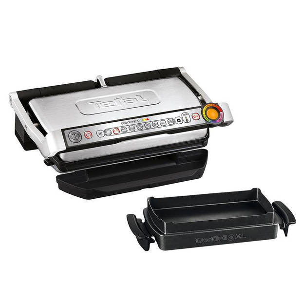 Tefal - OptiGrill GC724D + snacking & baking accessoire