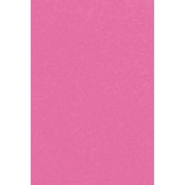Amscan tafelkleed donkerroze 137 x 274 cm