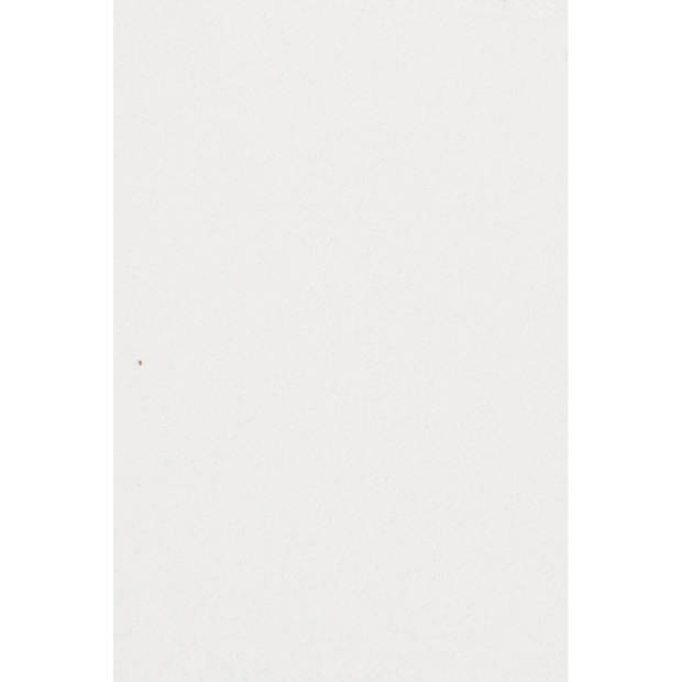 Amscan tafelkleed wit 137 x 274 cm kunststof