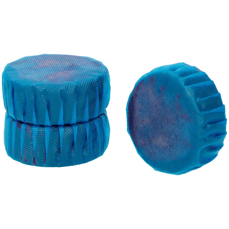 Korting 2clean Toiletblokjes Blauw ( 3stuks)