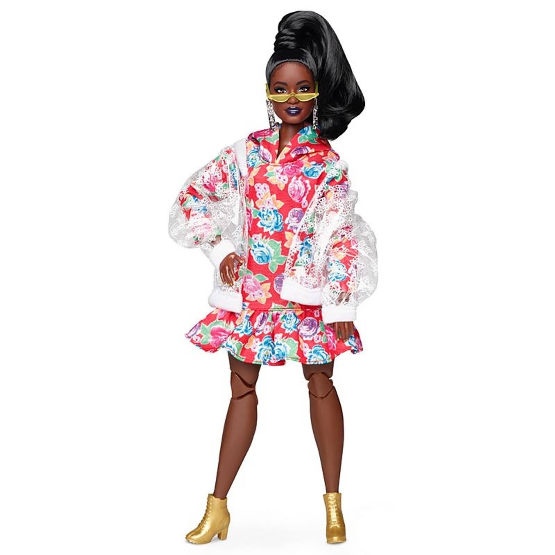 Barbie BMR 1959 pop brunette in bomberjack - Barbiepop