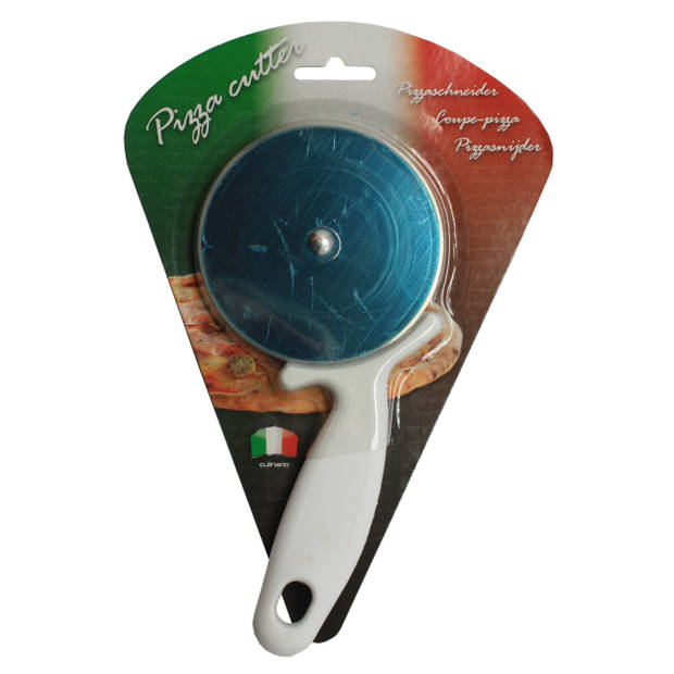 Pizzasnijder - pizzames - deegsnijder