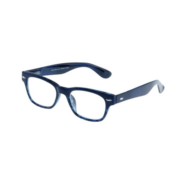 Lookofar Leesbril Le-0146k Fashion Blauw
