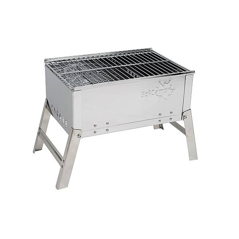 Bo-camp - Barbecue - Compact - Deluxe - Rvs
