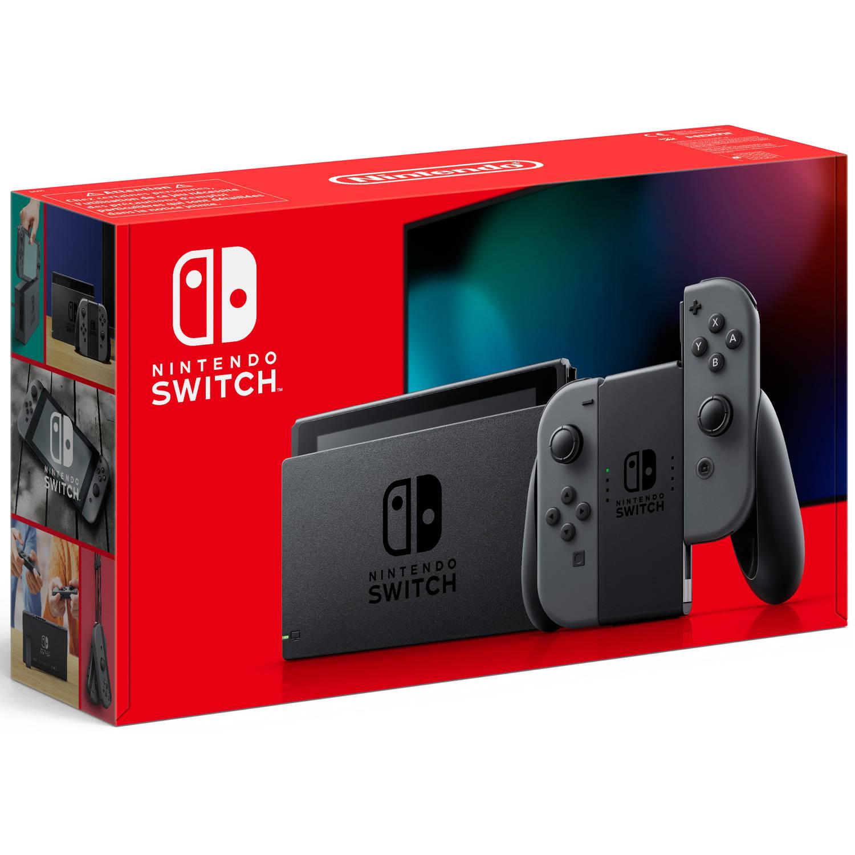 Goedkoopste Nintendo Switch Grijs