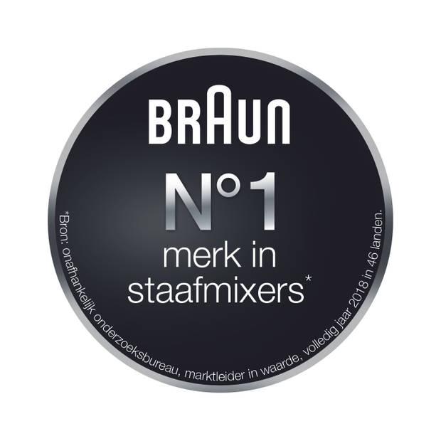Braun staafmixer MQ5237BK