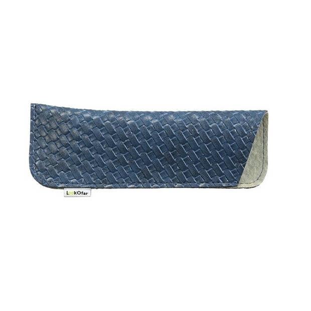 LookOfar leesbril Le-0189C Lennon blauw/grijs