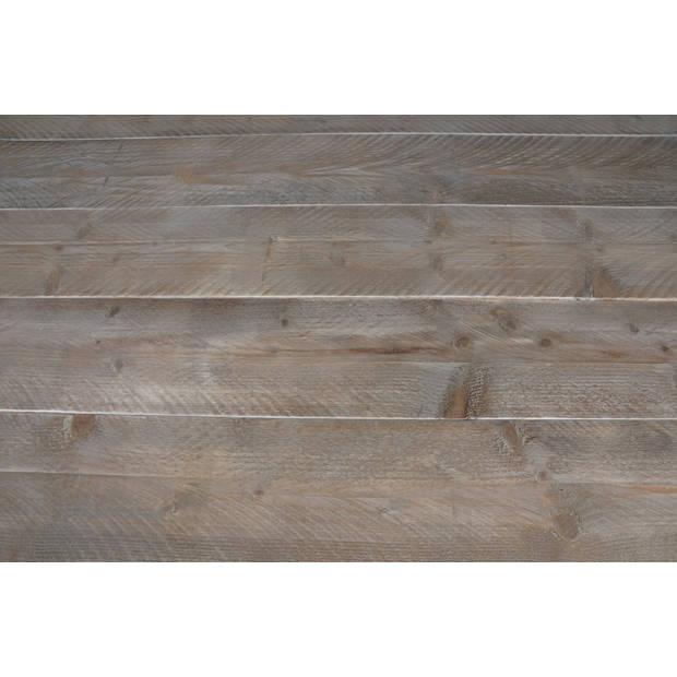 Wood4you - Tuintafel Texas Steigerhout 160Lx78Hx72D cm