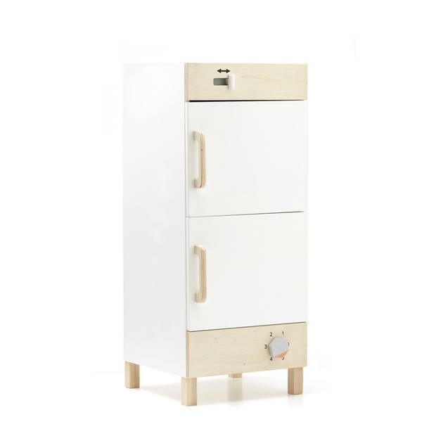Kid's Concept koelkast/diepvriescombinatie 73 cm wit