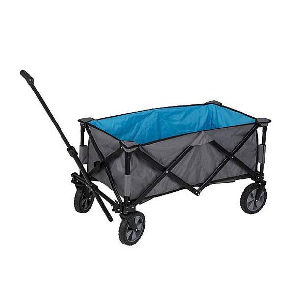 Bo-Trail - Bagagekar - Opvouwbaar - In draagtas - 92x51x54 cm