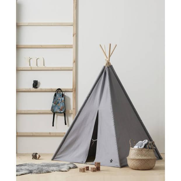 Kid's Concept tipitent 160 cm grijs