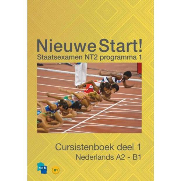 Nieuwe Start! Nederlands Voor Het Staatsexamen /