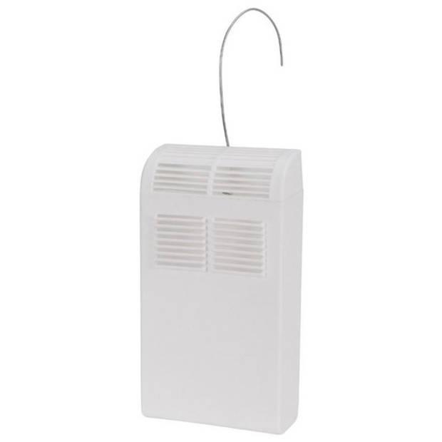 6x Witte verwarming waterverdampers 21,5 cm - Waterverdampers voor de verwarming - Luchtvochtigheid verhogen