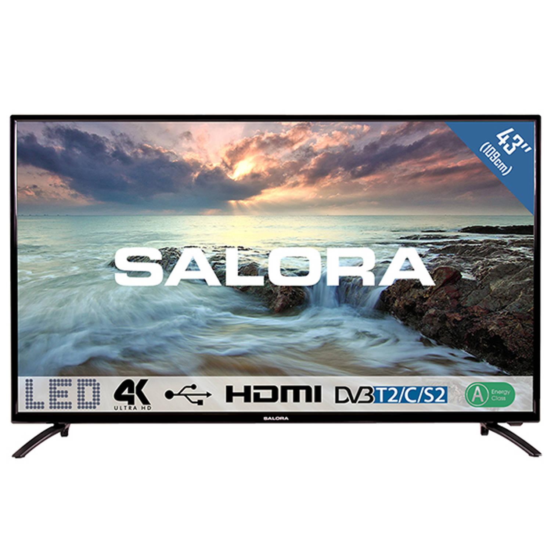 Salora Televisie 43uhl2800 - 43 Inch