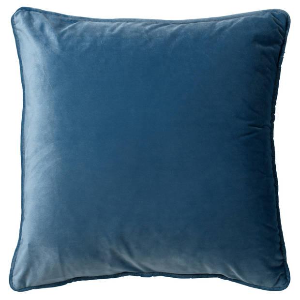 Dutch Decor Sierkussen Finn 45x45 cm Provincial Blue
