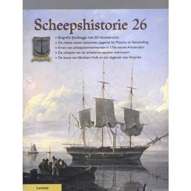 Scheepshistorie 26 - Scheepshistorie