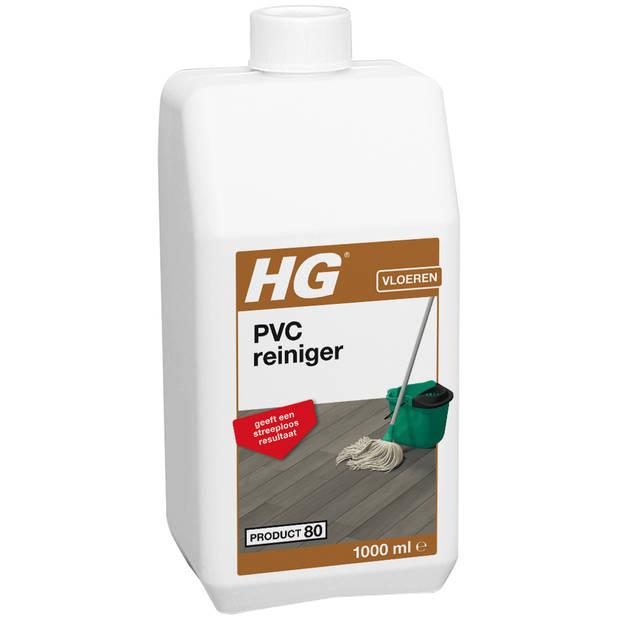 HG PVC Vloer Reiniger