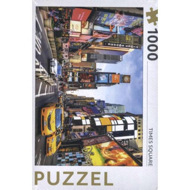 Times Square - Puzzel 1000 Stukjes - Puzzels 1000