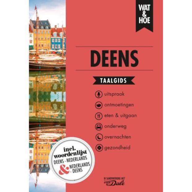 Deens - Wat & Hoe Taalgids