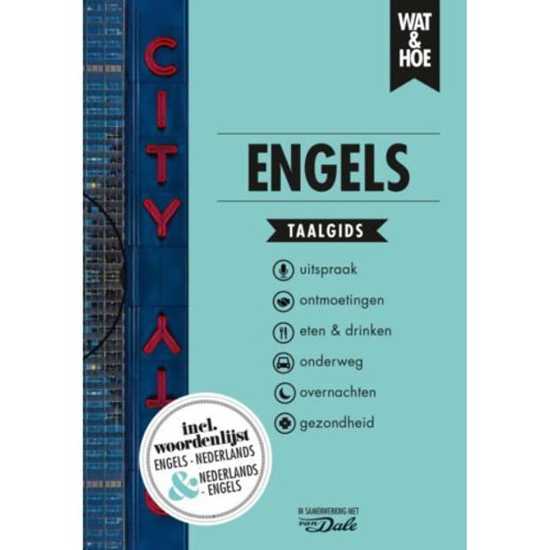 Engels - Wat & Hoe Taalgids