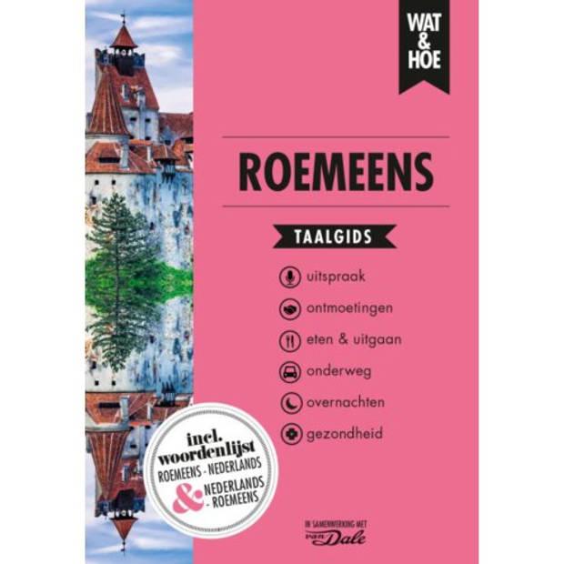 Roemeens - Wat & Hoe Taalgids